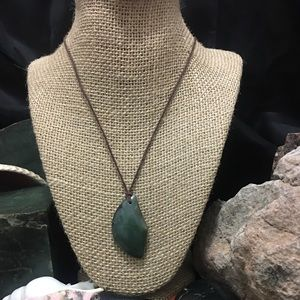 Other - Apple jade necklace
